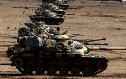 55 tay súng IS bỏ mạng do trúng pháo kích Thổ Nhĩ Kỳ