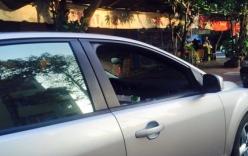 Hà Nội: Gái mại dâm trộm iPhone 6 trong xe Camry
