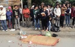 Tuyên Quang: Nữ sinh lớp 6 chết thảm dưới gầm xe tải