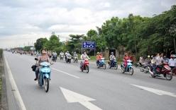 Cảnh tượng giao thông kỳ lạ trên quốc lộ khiến nhiều người giật mình