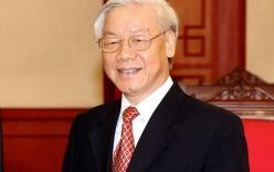 Tổng Bí thư Nguyễn Phú Trọng làm Bí thư Quân uỷ Trung ương