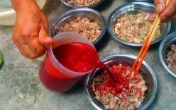 Cận cảnh chế biến thực phẩm bẩn thành đặc sản đắt tiền