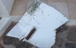 Hai mảnh vỡ máy bay mới phát hiện