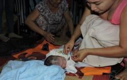 Nữ sinh viên thừa nhận bỏ con mới sinh bên vệ đường