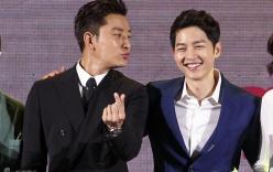 Song Joong Ki hội ngộ nam thần Giả Nãi Lượng