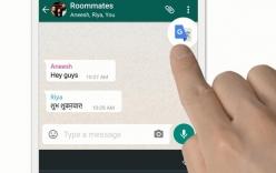 Thoải mái dùng Google Translate dịch trực tiếp ngay trong ứng dụng Android