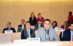 Việt Nam phản bác thông báo của về nhân quyền của cao ủy Liên Hợp Quốc