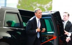 Video: Obama không thể mở cửa siêu xe quái thú vì... quá an toàn