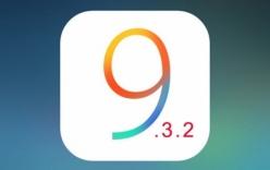 Apple vừa tung bản cập nhật iOS 9.3.2 sửa rất nhiều lỗi trên iPhone