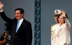 Bà Thái Anh Văn tuyên thệ nhậm chức lãnh đạo Đài Loan