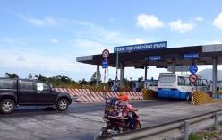 Trưa ngày 21/5: Tạm dừng thu phí trạm Sông Phan trên QL1