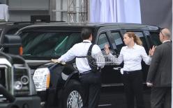 Nữ đặc vụ lái