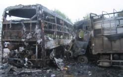 Vụ tai nạn thảm khốc ở Bình Thuận: Xác định danh tính 6 nạn nhân tử vong