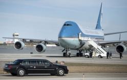 Tổng thống Obama bắt đầu rời Hà Nội, lên đường vào TP.HCM