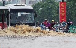 Cảnh báo Hà Nội mưa lớn và giông