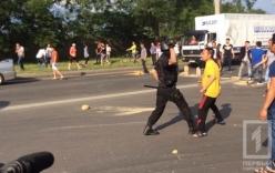 Người Việt tại Ukraine bị cảnh sát nổ súng trấn áp