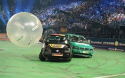 Autoball: Trận bóng đá kỳ lạ và vui nhộn nhất hành tinh
