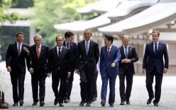 G7 cảnh báo Trung Quốc về tranh chấp Biển Đông