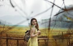 Ngỡ ngàng với vẻ đẹp mong manh của Bảo Trâm Idol