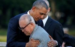 Ông Obama - Tổng thống Mỹ đương nhiệm đầu tiên thăm Hiroshima
