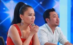 Thu Minh xúc động trước thí sinh thi Vietnam Idol để tìm vợ con