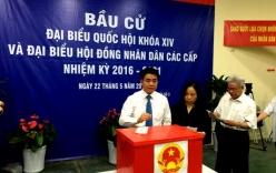 Danh sách 30 đại biểu quốc hội khóa 14 thành phố Hà Nội