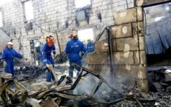 Ukraine: Cháy viện dưỡng lão, 17 người thiệt mạng
