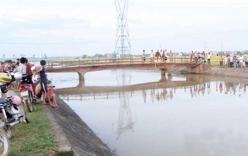 Nữ sinh lớp 12 ở Nghệ An bị nước cuốn mất tích