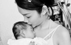 Nữ diễn viên Kiều Trinh bí mật sinh con ở tuổi 40