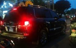 Phó Chủ tịch tỉnh Hậu Giang đi siêu xe Lexus trên 5 tỷ, gắn biển xanh