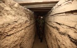 Phát hiện hệ thống đường hầm của IS xuyên Fallujah