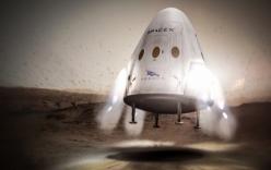 Elon Musk tuyên bố sẽ chinh phục sao Hỏa vào năm 2024