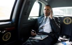 Lý do gì Tổng thống Obama không được sử dụng iPhone?