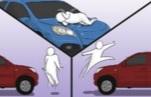 Sáng chế mới của Google khiến người đi bộ dính chặt vào xe