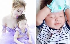 Elly Trần xúc động khi được cô con gái nhỏ quan tâm