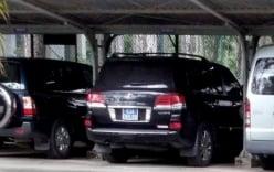 Tỉnh Sóc Trăng mua 4 siêu xe Lexus