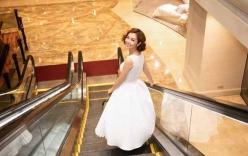 Hoa hậu Jennifer Phạm ăn chay để giữ gìn vóc dáng