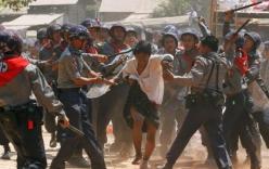 Phóng viên BBC bị bỏ tù tại Myanmar