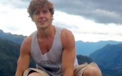 Du khách Anh bị nạn ở Fansipan: Aiden Shaw Webb