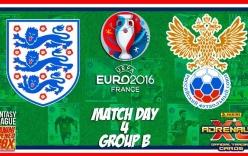 Link xem trực tiếp Anh vs Nga lúc 2h00 ngày 11/6