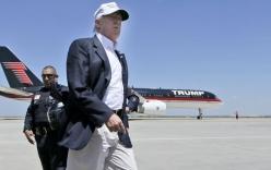 Nội thất xa xỉ bên trong chuyên cơ 100 triệu USD của Donald Trump