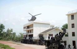 Đặc công Việt Nam diễn tập chống khủng bố đa quốc gia tại Singapore