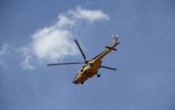Video: Trực thăng quần thảo trên biển tìm máy bay Su-30MK2 mất tích