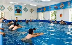 Hà Nội dạy bơi miễn phí cho hàng nghìn học sinh