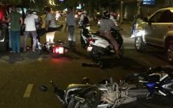 Lao xe vào hiện trường tai nạn, nam sinh viên nguy kịch