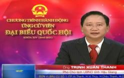 Ông Trịnh Xuân Thanh không dự họp HĐND Hậu Giang