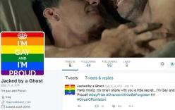 Tài khoản IS bị tấn công, đăng ảnh khiêu dâm đồng tính