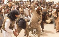 IS hành quyết 4 người đàn ông bị nghi ngoại tình