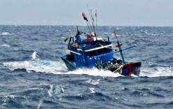Tàu cá Quảng Ngãi bị tàu nước ngoài tấn công ở Hoàng Sa