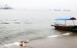 Phát hiện xác chết nam giới trôi dạt trên biển